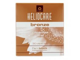 HELIOCARE ORAL BRONZE 30 CAPSULAS