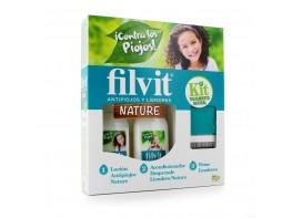 Filvit Kit nature Loción 125m+acond 125m