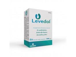 LEVEDOL 60 CAPSULAS ACIDO RESISTENTES