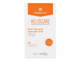 HELIOCARE ORAL 60 CAPSULAS