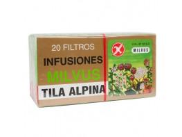 TILA ALPINA MILVUS 20 FILTROS